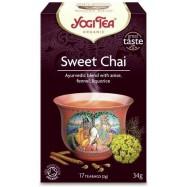 Herbata sweet chai bio 17t.