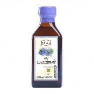 Olej z czarnuszki tłoczony na zimno bio 100ml