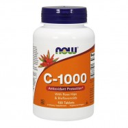 Witamina C-1000 z bioflawanoidami 100 tabl.