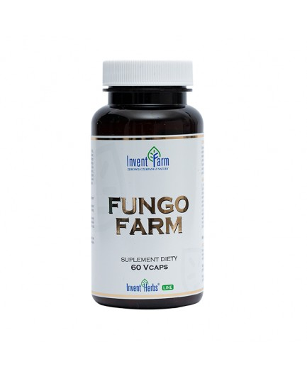 Fungo Farm organizm bez grzybów 60 kapsułek