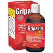 GRIPAXIN C37- OLEJEK Z MAJERANKU I BAZYLII 10ML