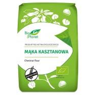 Mąka kasztanowa bezglutenowa bio 400g