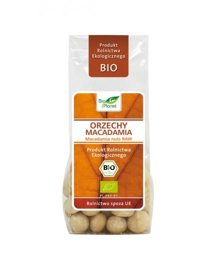 Orzechy macadamia bio 75g